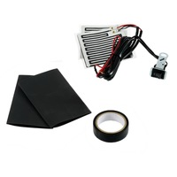 10set Motorcycle Warm Heat Heated Grip Kit Pads for Motorcycle Handlebars 12V