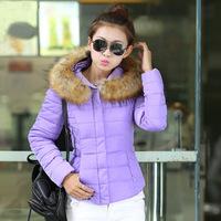 2014 New Women Sport Winter Keep Warm Jacket Down Duck Down, Fashion Women Casual Slim Winter Outwear Down Jacket