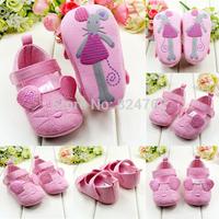NewToddler Baby Crib Shoes Animal Style Mary Jane Anti-slip Soft Bottom ShoesFree&Drop Shipping