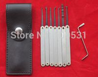 GOSO  lock Pick Set ..Lock bypass tool bump keys pick set auto opening kit lock service tool