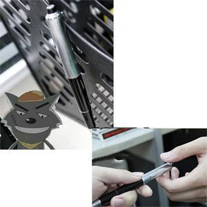 2014 New CL Designer Funny Pen Electric Shock Joke Prank Trick Toy Gift Gags Practical Jokes LC(China (Mainland))