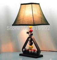 Free shipping modern European IKEA Children's billiard room, bedroom, bed, study, study lamp, new