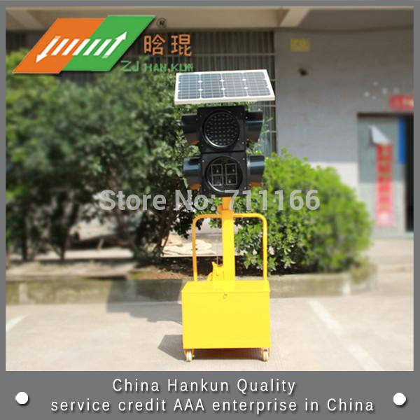 Intersection safety alert solar traffic light(China (Mainland))