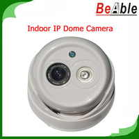 Indoor IP Dome Camera Network P2P Mobile Surveillance Day and Night Working Security CCTV Camera