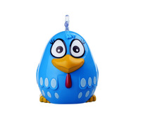 Hot Sale Chicken Speaker with LED light, USB, TF Card and FM Radio function