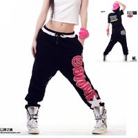 new autumn hip-hop dance for HipHop sagging loose Haren sports pants JAZZ clothing