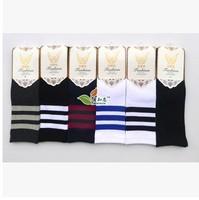 Four Season Football Socks 10pcs/lot Men Out Door Sport Soccer Socks Cotton Socks for Men Under knee Socks Free Shipping