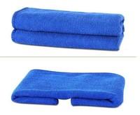 NEW 10pcs Microfiber Towel Car Cleaning Wash Clean Cloth 30X30cm Blue
