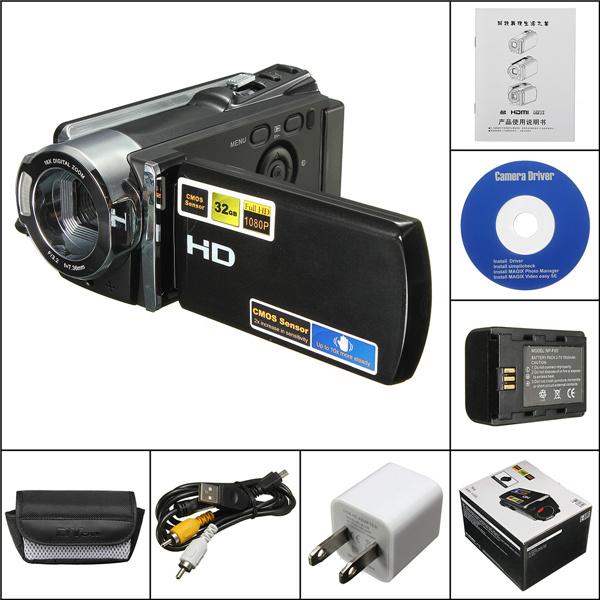 Цифровая фотокамера 2.7 LCD