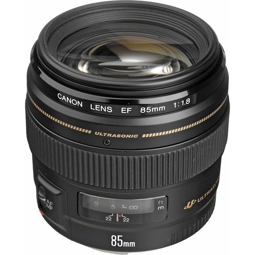 Canon EF 85mm f/1.8 USM Lens(China (Mainland))