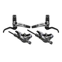 2014 M615 hydraulic brake mountain bike disc brakes mtb disc brake +rotor 160mm