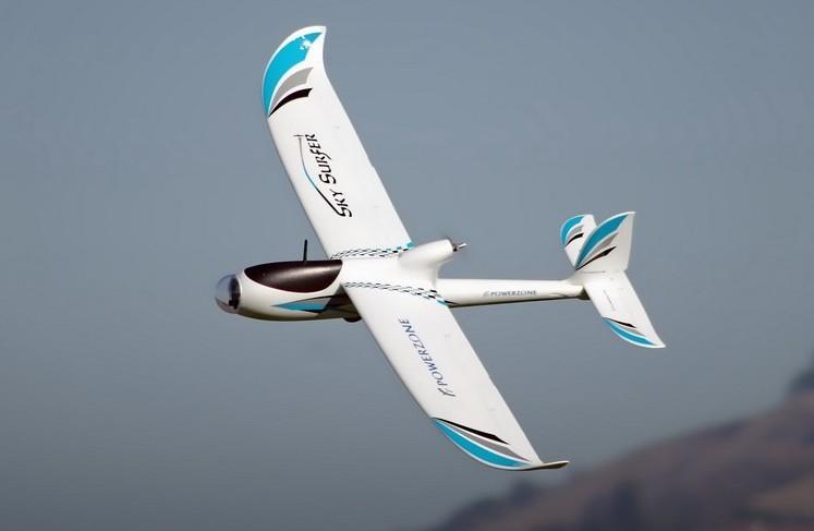 Free shipping 2000mm 2M Skysurfer RC glider remote control airplane model hobby aircraft aeromodelling aviao FPV camera RTF toys(China (Mainland))