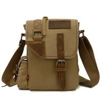 2014 New fashion hot promotion men messenger bags shoulder bag canvas travel sport men bag