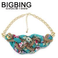 BigBing fashion jewelry fashion  chain necklace choker Necklace fashion jewelry set wholesale jewelry K333