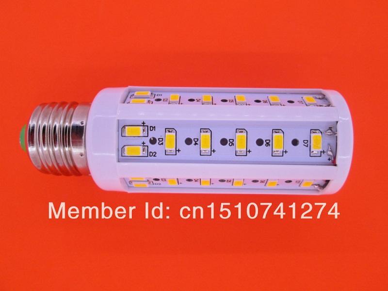 Hot lampada led bulb lamps 2*15w Epistar solar smd 5730 50led corn light bulb 110V - 130V/220v LED Bulbs & Tubes Lumen 1800Lm(China (Mainland))