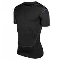 Mma Rash Guards Men Short Sleeve Surfing Swim Shirts Lycra Suit Short Rashgard Hayabusa Sport Swimwear Scuba Diving Windsurf