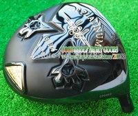New Original Golf Clubs Head Grand prix got-2 black Golf Driver Heads 10.5 or 9.5 lot Driver EMS Free Shipping