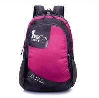 Outdoor men women Hiking backpack high-end  nylon sports shoulder bag large capacity 52L Backpacks mountaineering bag