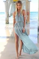 Hot selling floor-length beach casual dress