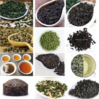 12 kinds of taste China tea, This shop sample tea, each of 2 bags,24 small bags milk Oolong Tea, Lapsang souchong, Dahongpao Tea