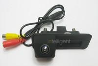 Handle camera for skoda octavia fabia audi A1 170 Degree Angle Waterproof View Reverse Backup Camera Car CCD Rear View Camera