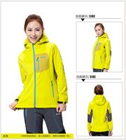 women windproof & waterproof winter jacket super warm fleece outdoor coat causal & sport jacket 3 Colors Size:S M L XL XXL