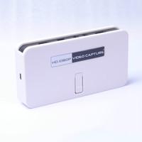 Lastest NEW Ezcap HDMI Game Capture HD Video Recorder Box AV/Ypbpr/HDMI input 1080P HD Video Recorded into USB Flash/SD