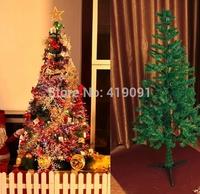 Christmas accessories Plastic feet 1.5 meters christmas tree bundle  1.5M Marry Christmas tree FAMILY PACKAGE