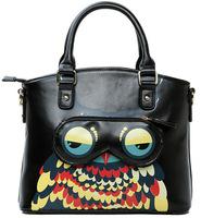Free shipping Fashion Women's PU leather Handbag lady's Cute clutch bag girl's Messenger Bags B0003