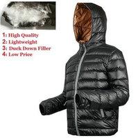 Best selling candy color autumn winter men jacket parka plus size casual slim winter jacket for men M--6XL