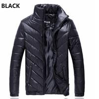 Men's Winter Coat Padded Jacket Autumn Winter Out wear 2014 New Arrival Men' Casual Coat Male Slim Casual Cotton-Padded Outwear