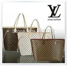 Classic brand 2015 Women's handbags leather shoulder bags versatile bag Fashion Lady's totes bag purse 157 1#&2,free shipping(China (Mainland))