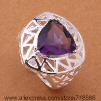 R543 Wholesale 925 sterling silver ring, 925 silver fashion jewelry, fashion ring /anfajema bzlakqsa
