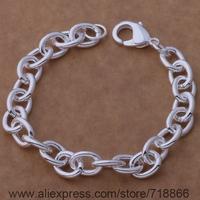 AH274 925 sterling silver bracelet, 925 sterling silver fashion jewelry  /ajoajava bvyaknfa