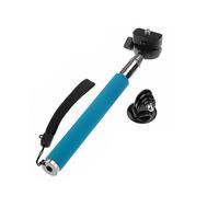 Gopro Tripod Accessories Aluminium Handheld Monopod Go Pro Tripods Mount Adapter For Gopro Hero Camera HD 1 2 3 3 3 Colors DHL f
