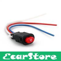 Universal Motorcycle Headlight Spot Fog Light Handlebar Switch