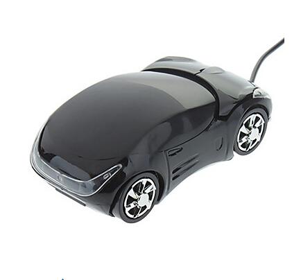 Super Car 800DPI High Precision USB Optical Mouse with LED light(China (Mainland))