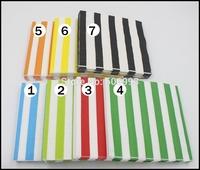 Food-grade Stripe Paper Napkin Para Festas & Party Tissue Napkin Cartoon Guardanapo 33cm*33cm 1pack/lot