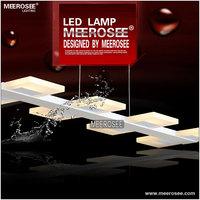 Rectangle LED Pendant Light Acylic Pendant Lamp, LED Hanging Suspesion Light for Dining Room