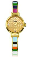 Dom brand women dress watches ladies quartz watch women wristwatches woman casual fashion luxury watch relogio feminino relojes