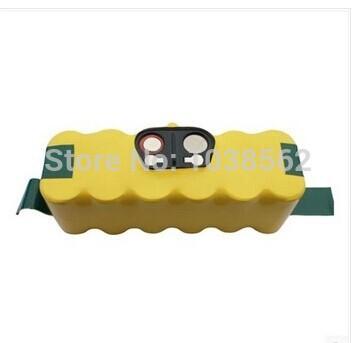 bateria recarregável 14.4v 4500 mah de alta qualidade bateria para irobot roomba vácuo 500 550 562 570 500 610 780 532 770 760(China (Mainland))