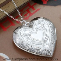P332 Free Shipping 925 sterling silver Necklace, 925 silver fashion jewelry  /bbcajsja cnmaleta