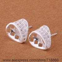 E377 Wholesale 925 sterling silver earrings , 925 silver fashion jewelry ,  /arvajjca cinakzua