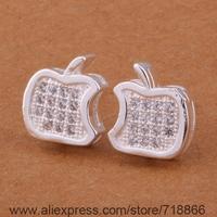 E383 Wholesale 925 sterling silver earrings , 925 silver fashion jewelry ,  /asbajjia citalaaa