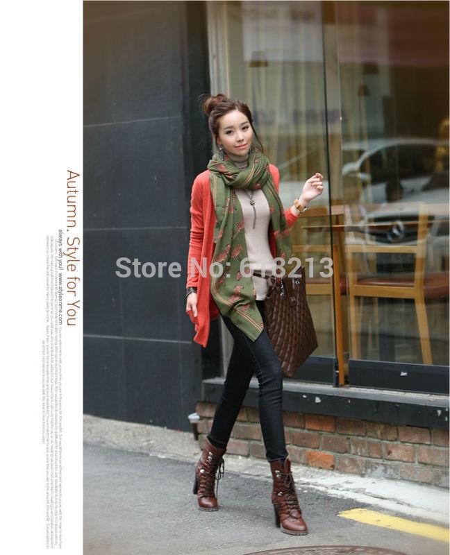 2014 New Lady silk scarf zebra pattern wholeslae voile scarf shawl 180*80cM(China (Mainland))