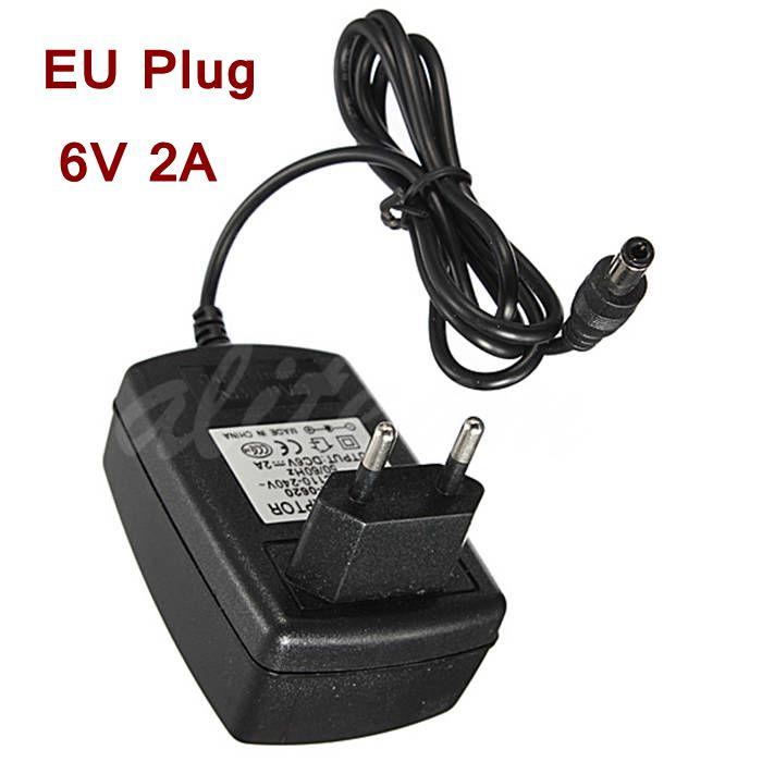 original adaptador universal ac 100-240v para dc 6v 2a 2000ma switching pow