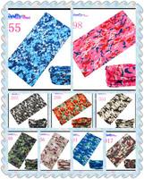 Military Army Camouflage Series pattern Bandanas Sports Ride Cycling Bicycle Motorcycle Riding Turban Magic Headband Veil Scarf