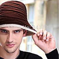 new Spain desigual winter men beanie hats,reversible knitted beanies hats men's warm hat,Skull Chunky Baggy head Cap,WTL