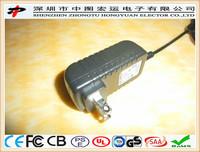 9V1A UL FCC PSE  AC adapter for led strip ,Input 100-240V AC Power Adapter