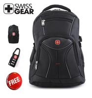Brand SwissGear backpack 14 inch laptop bag Multifunctional School bag travel backpack SA2080